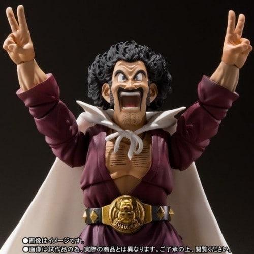 Mr. Satan S.H. Figuarts Pose 6