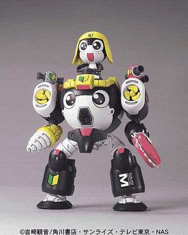 Tamama Robo Mk-II Pose 1