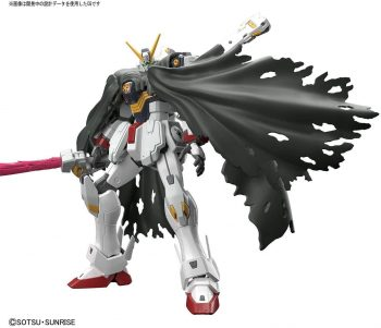Crossbone Gundam X1 Pose 1