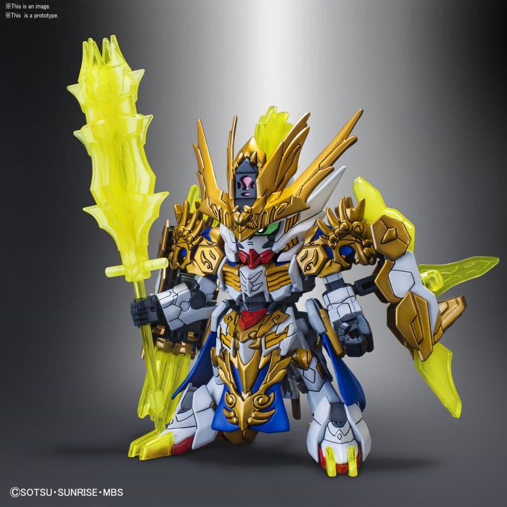 Ma Chao Gundam Barbatos Pose 1