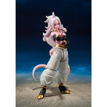 Dragon Ball FighterZ Android 21 SH Figuarts Pose 1