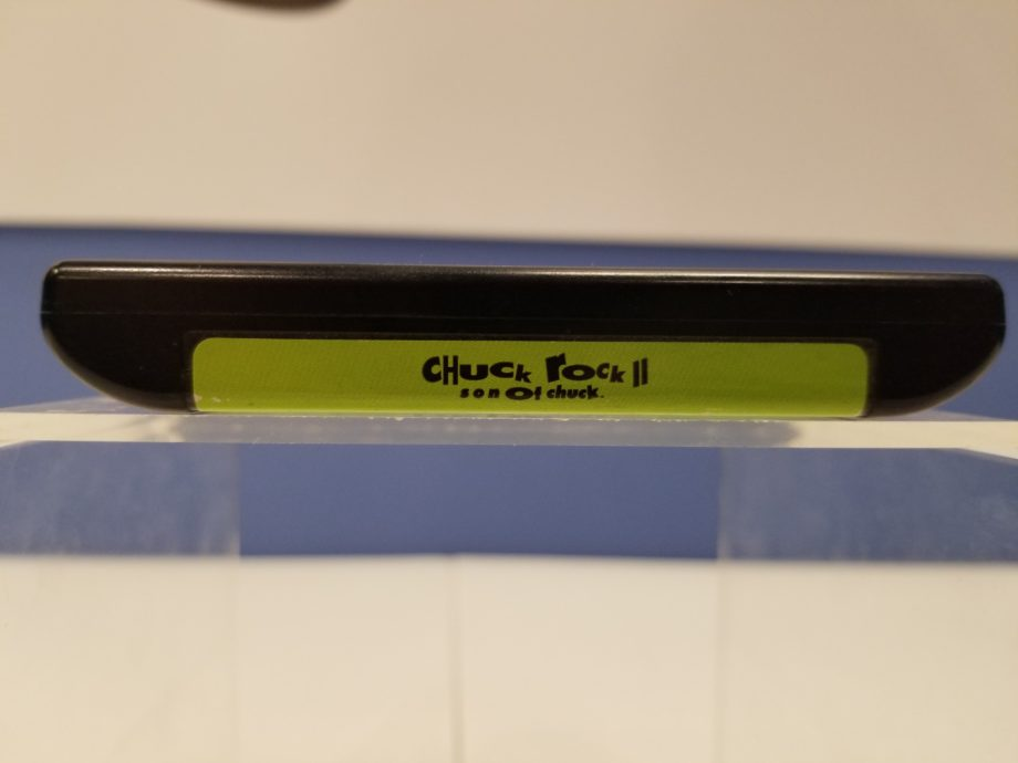 Chuck Rock II - Son of Chuck Top