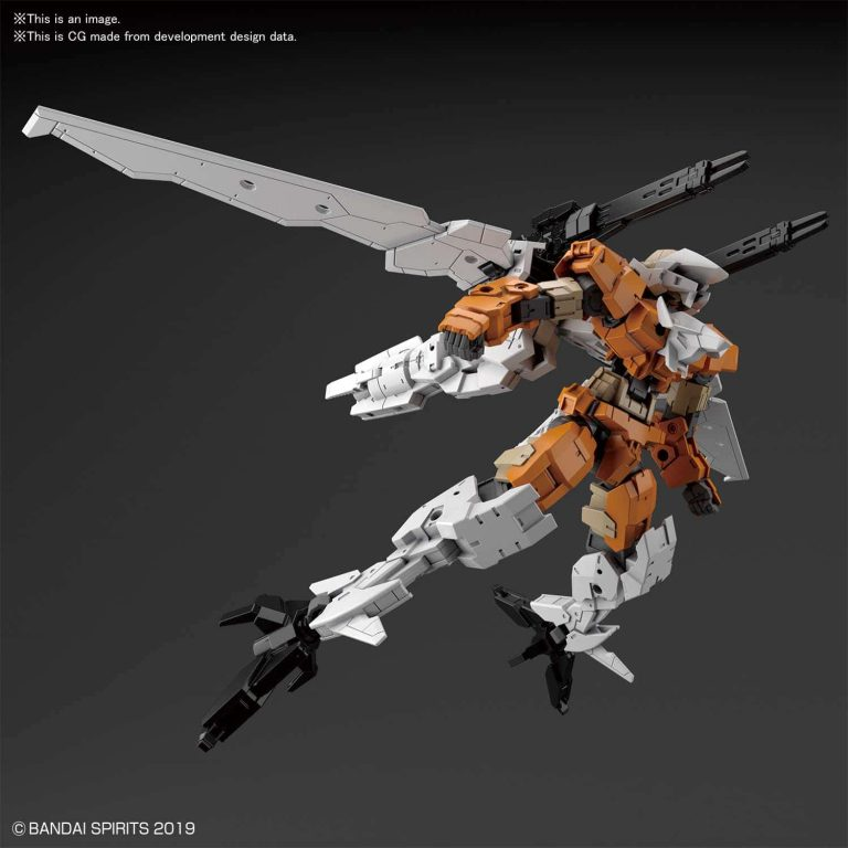 Alto Flight Type Orange Pose 1