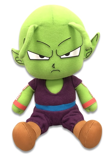 Piccolo Sitting Plush Pose 1