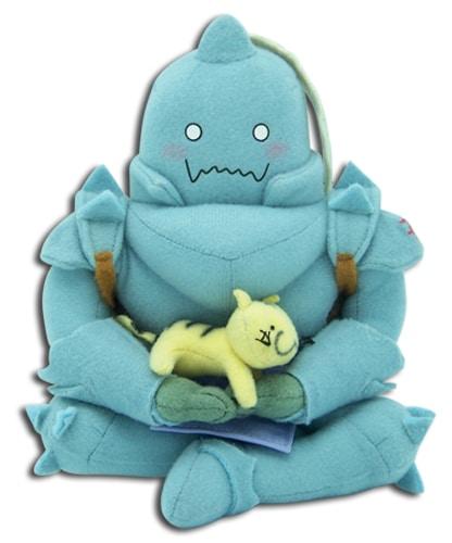 Alphonse Sitting Plush Pose 1