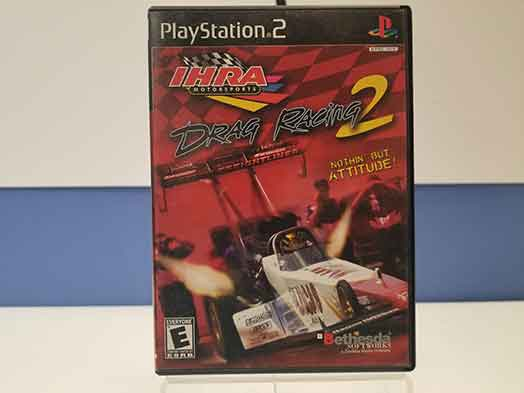 IHRA Motorsports Drag Racing 2